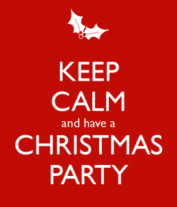 keep calm and have a christmas party 3 257x300 - The Do's & Don'ts of Company Christmas Parties