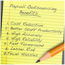 outsource payroll - Payroll outsourcing solution
