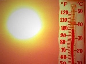 Weather Heat 300x225 - Working in hot conditions - The dangers