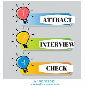Recruitment Gold Coast 300x300 - Hiring the right person