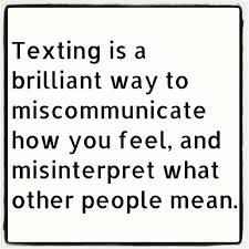 texting miscommunication - Communication in difficult circumstances- the top 8 tips