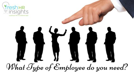 Employees - who should you employee