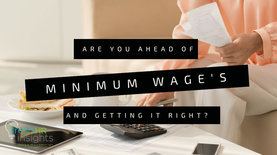 Minimum Wage Requirements