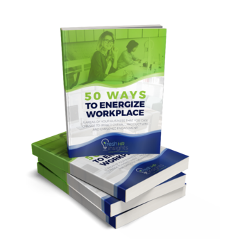 Ebook10 3DCover - 50 ways to energize workplace