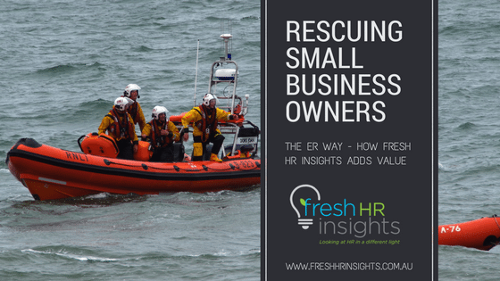 Rescuing Small Business Owners