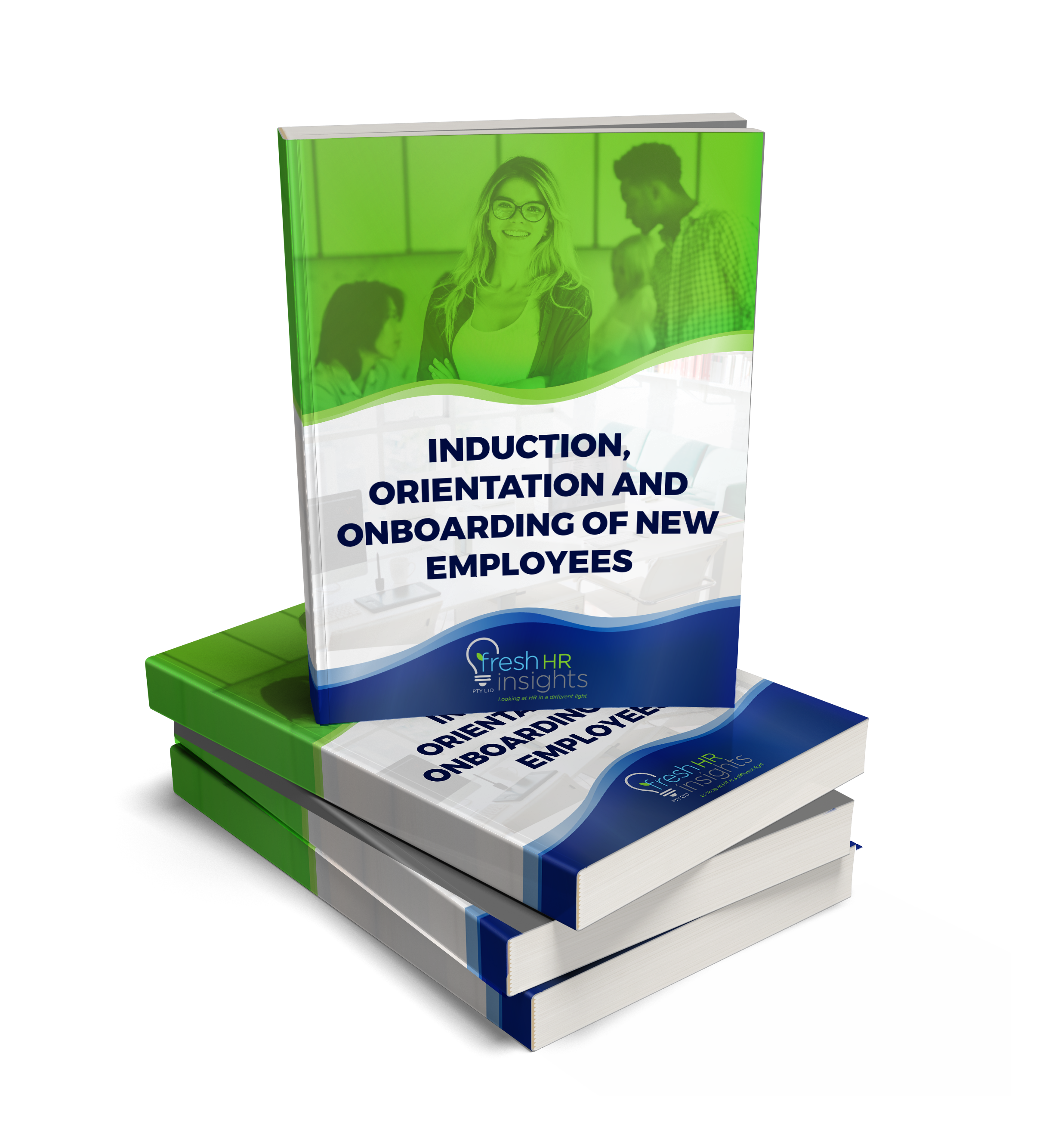 Induction Orientation and Onboarding Cover - When It's Time to Bring Employees on Board