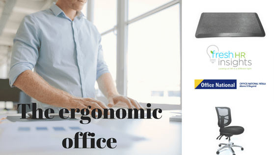 The ergonomic office