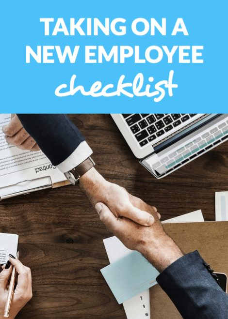 When its time to employ Checklist Image - When is a good time to employ?