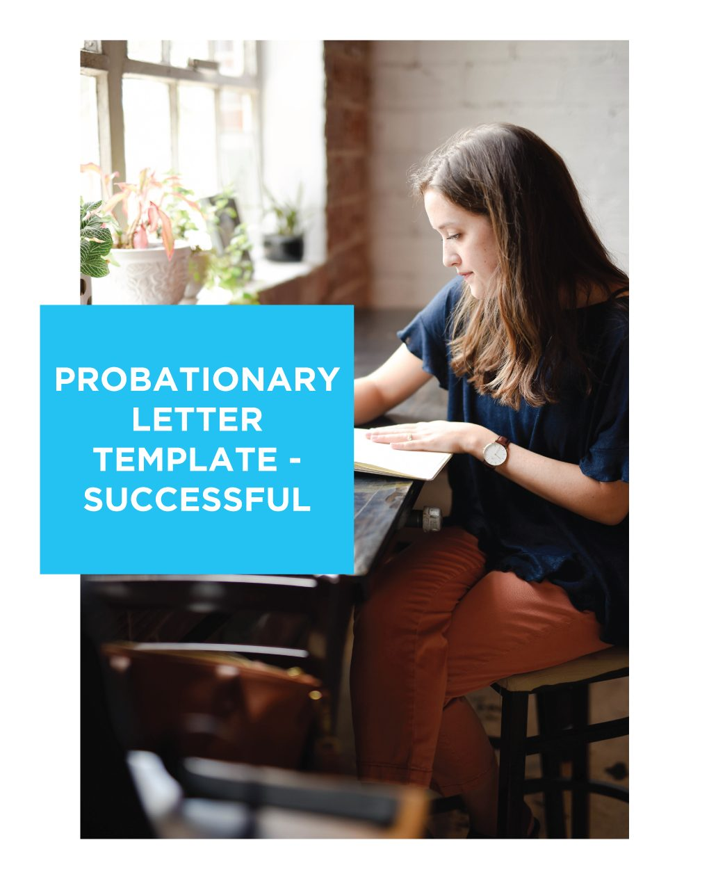 Probationary Letter Template Successful - Probation Periods - Letting go can be easier than holding on