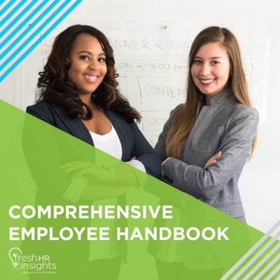 Comprehensive Employee Handbook 400x400 - HR Manuals and Workshops