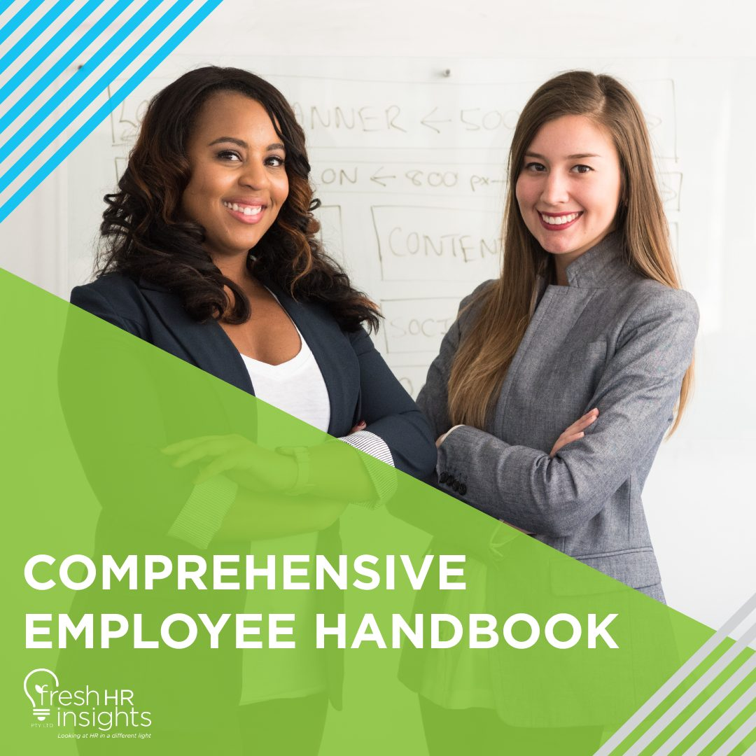 Comprehensive Employee Handbook - HR/ IR Services and Solutions | Gold Coast | South East Queensland