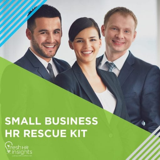 Small Business HR Rescue Kit - Small Business HR Rescue Kit Offer