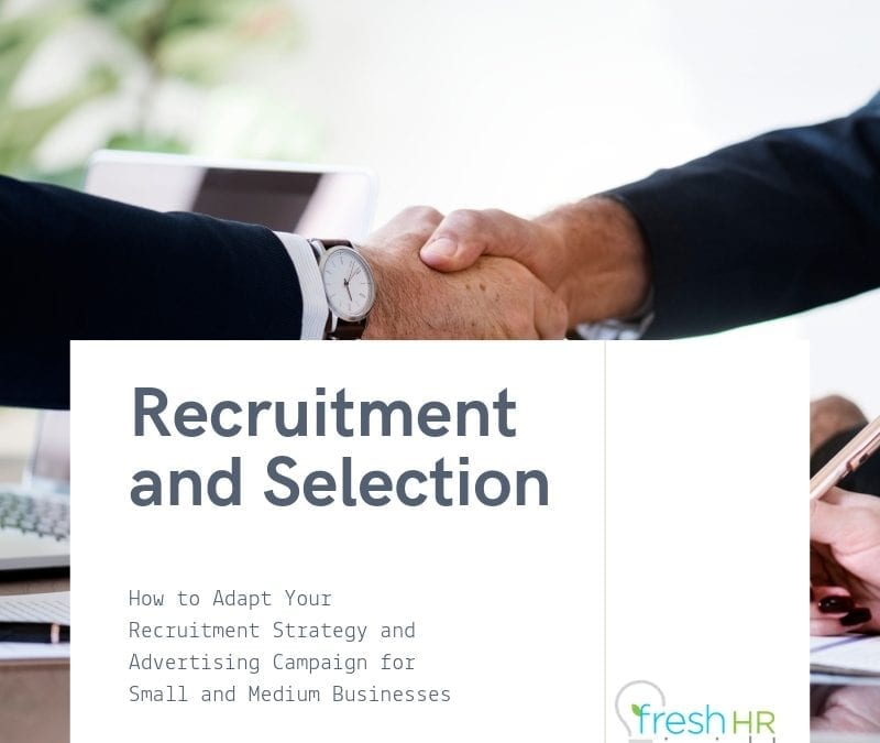 How to Adapt Your Recruitment Strategy and Advertising Campaign for  Small and Medium Businesses