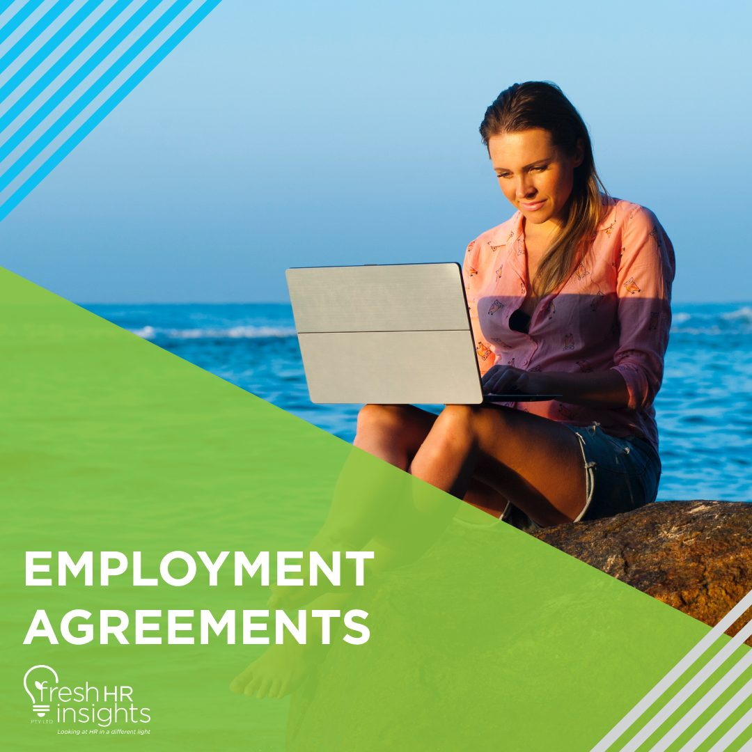 Our Services Page Employment Arrangements - HR Support