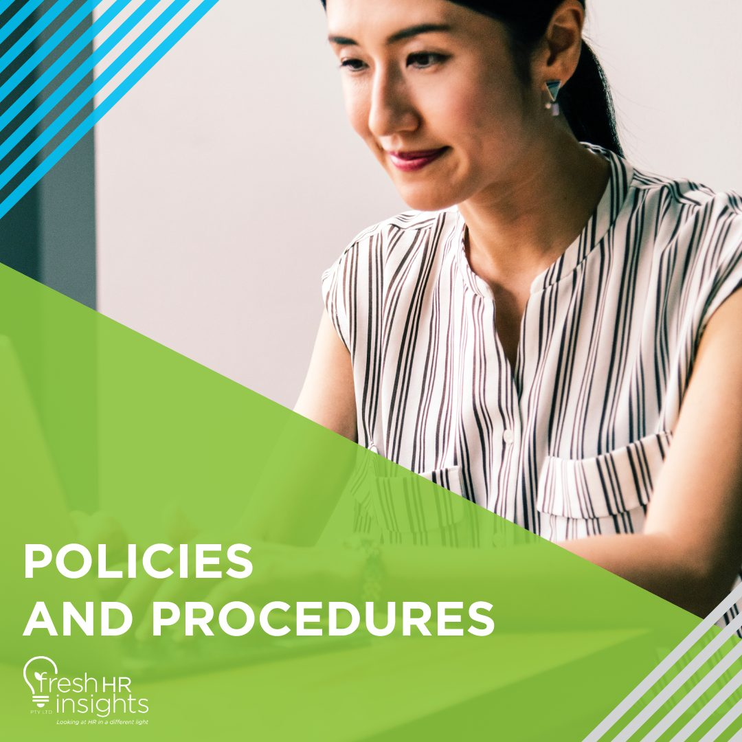 Our Services Page Policies and Procedures - HR Support