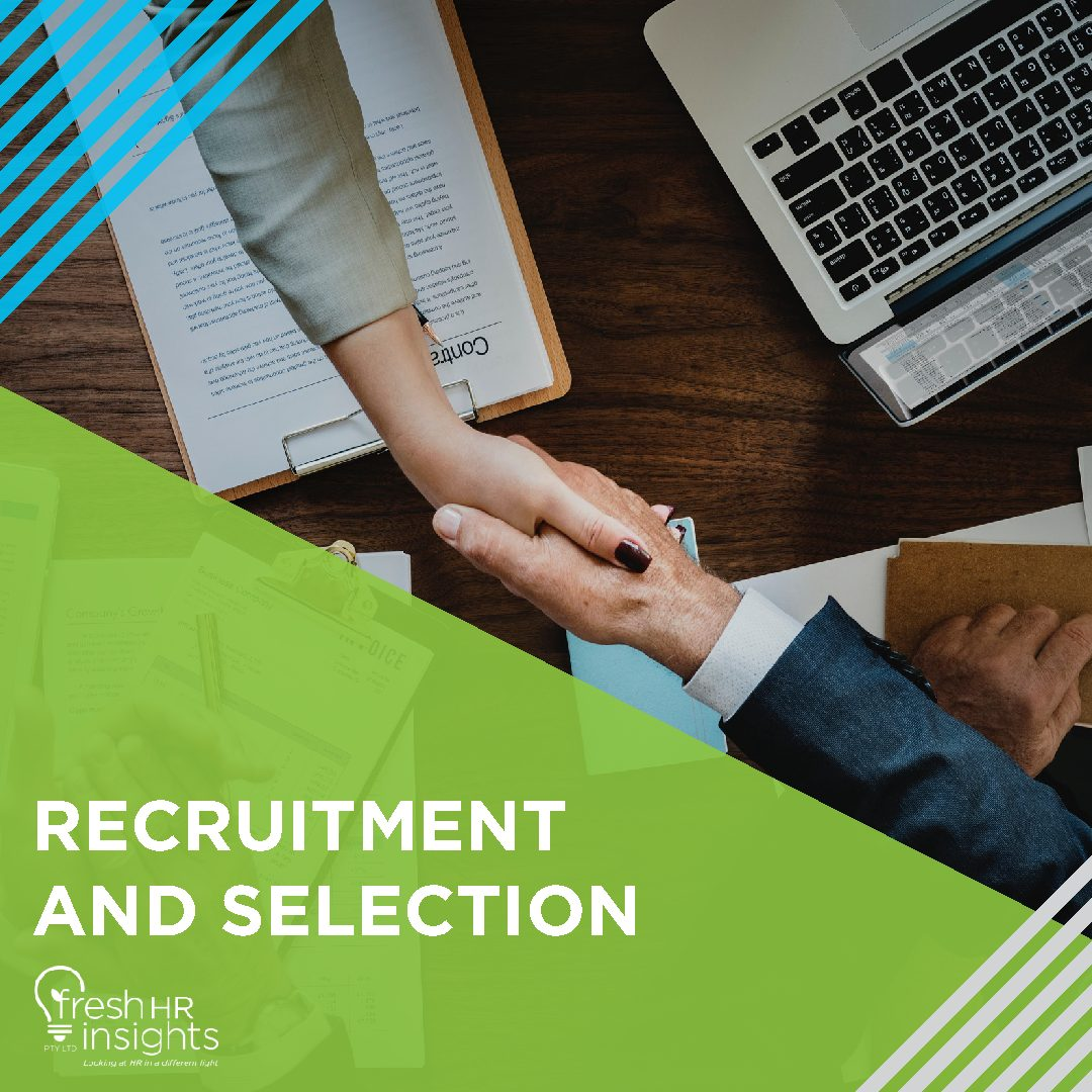 Recruitment and Selection - 10 Basics of Human Resources Video Series