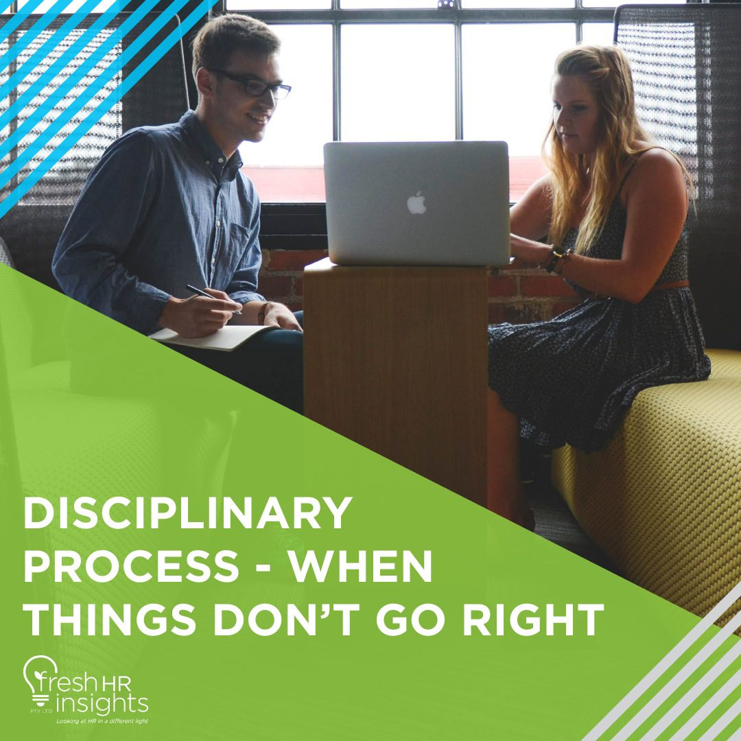 Video Page Disciplinary Process - 10 Basics of Human Resources Video Series