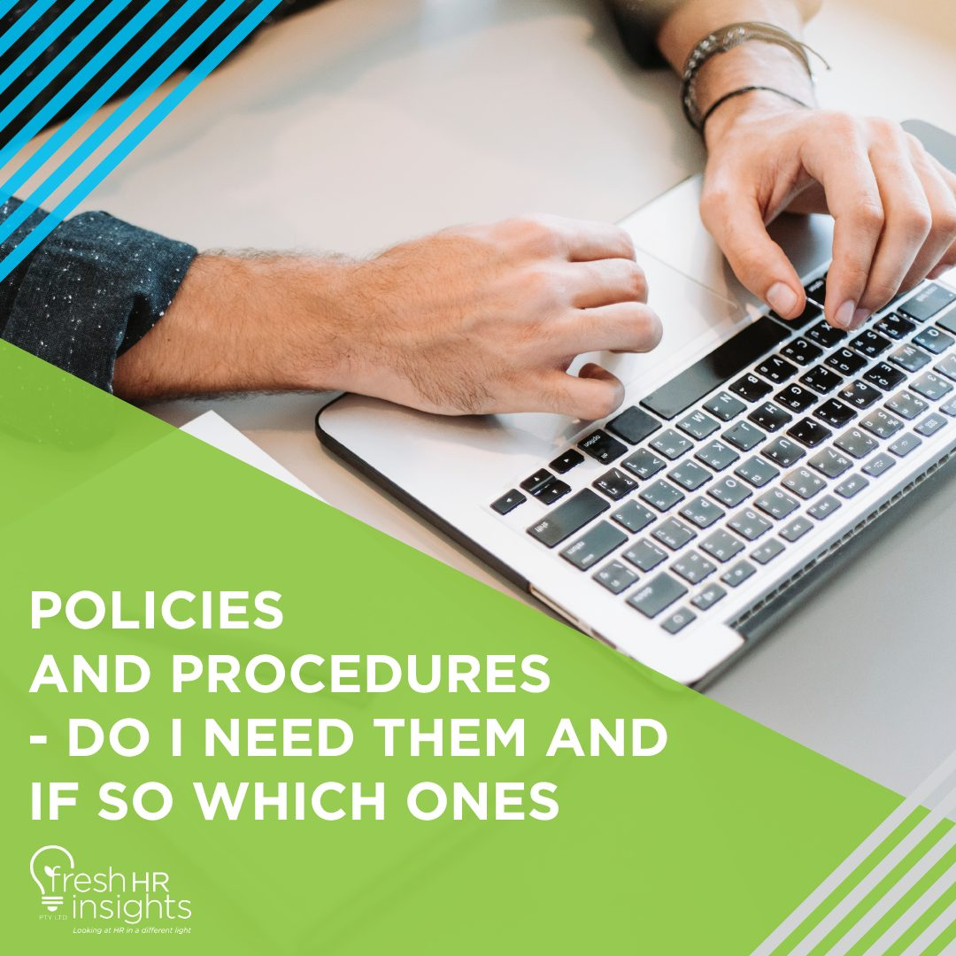 Video Page Policies and Procedures - 10 Basics of Human Resources Video Series
