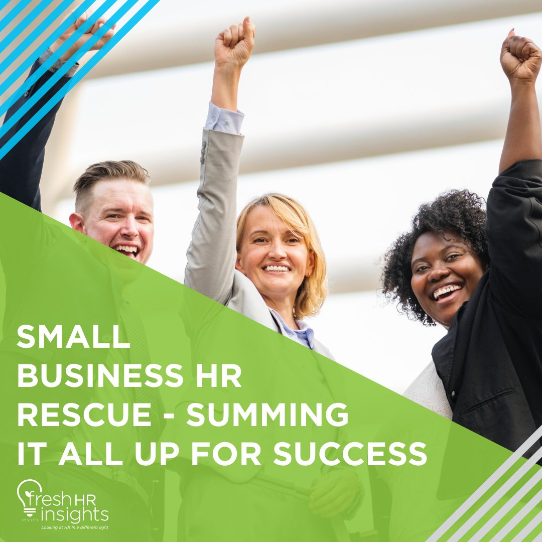 Video Page Small Business HR Rescue - 10 Basics of Human Resources Video Series