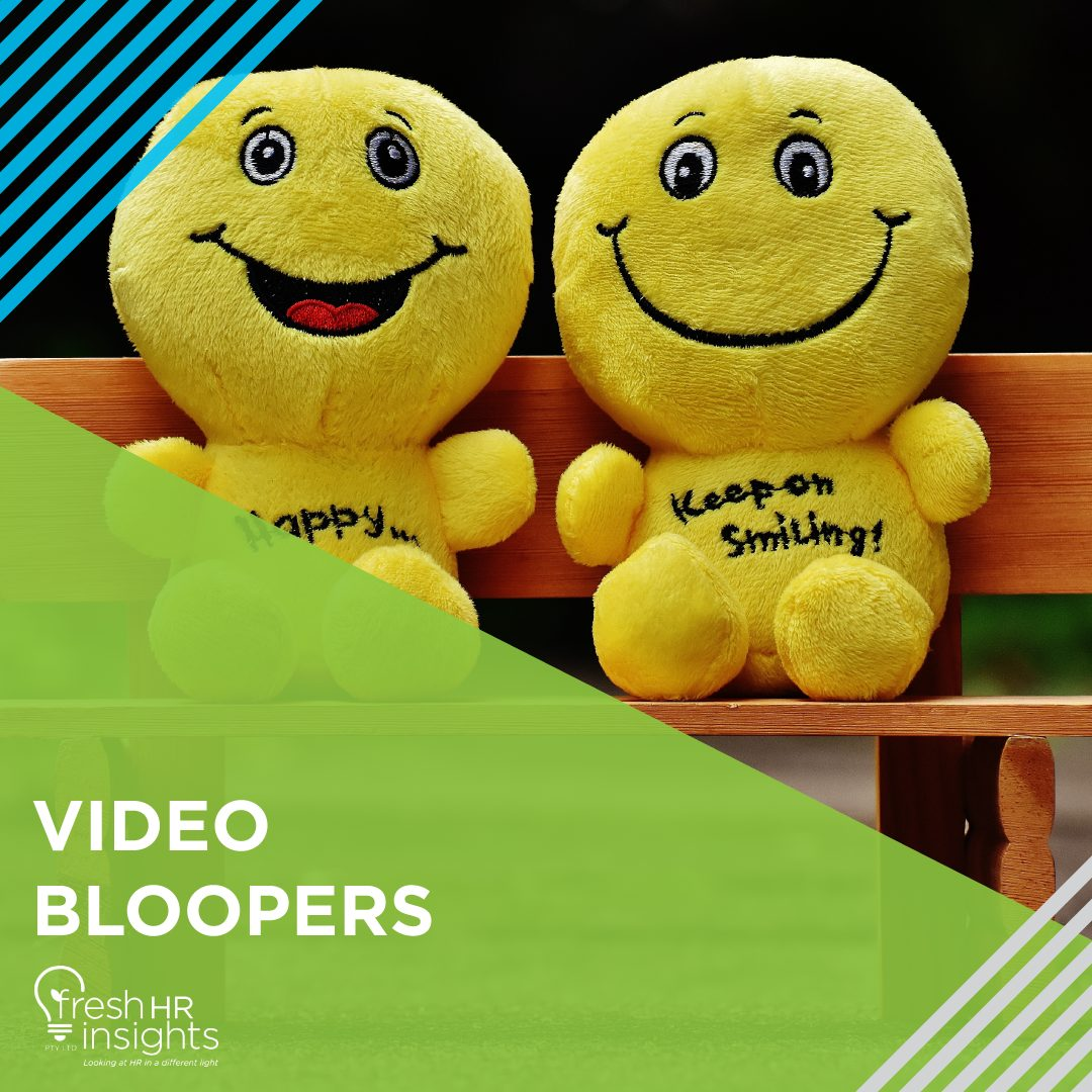 Video Page Video Bloopers - 10 Basics of Human Resources Video Series