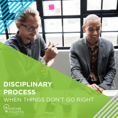 Fact Sheets Page Disciplinary Process 400x400 - How To Dismiss an Employee