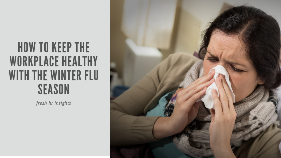 Healthy Workplace This Winter Flu Season