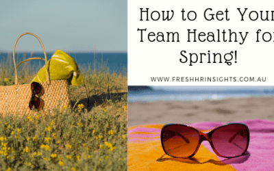 How to Get Your Team Healthy for Spring