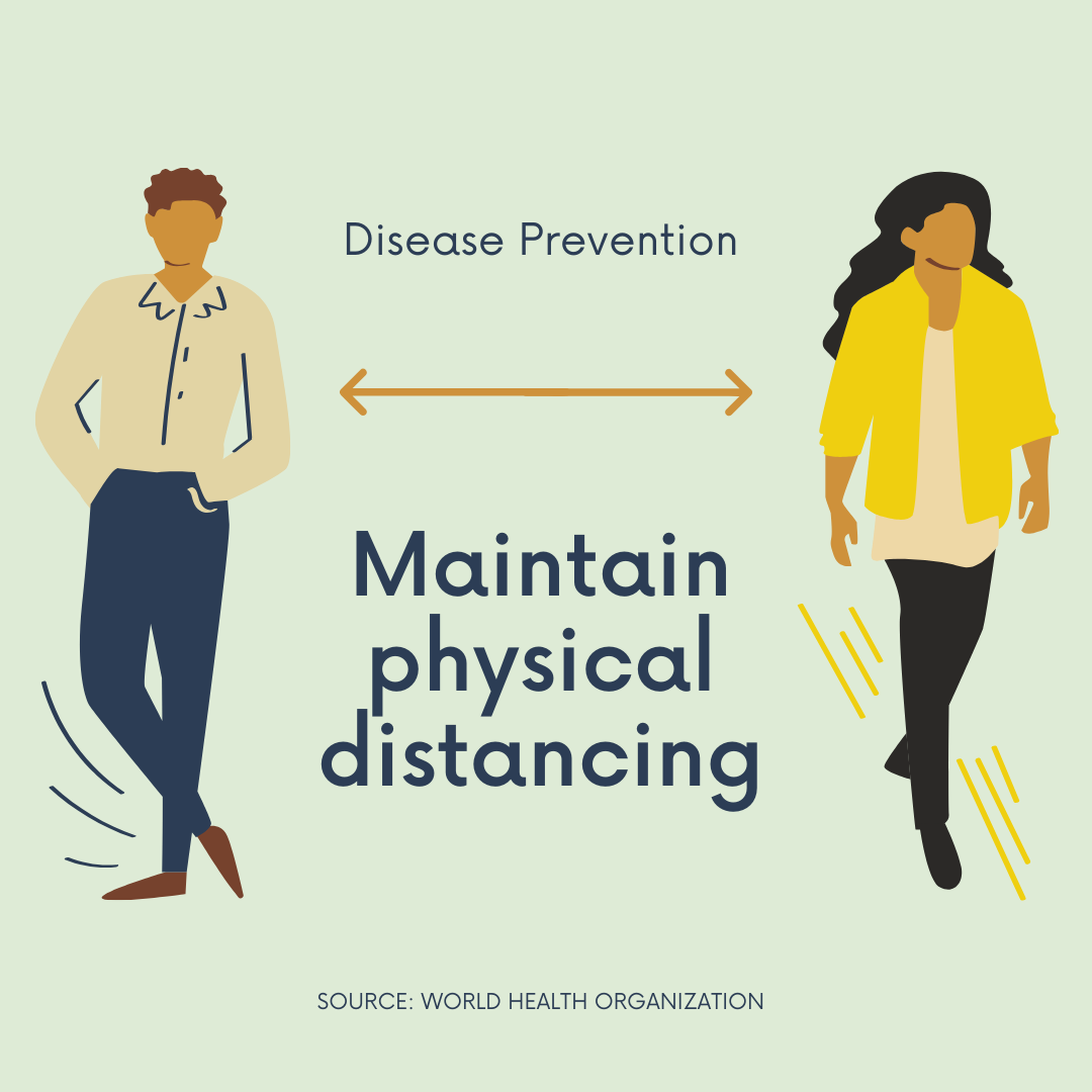 Green Disease Prevention Instagram Post - What now and what next for your workplace – Coronavirus COVID-19 2020