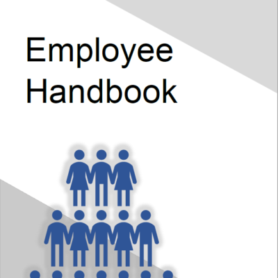 Employee Handbook 2020 1 400x400 - Positive Team Relationships