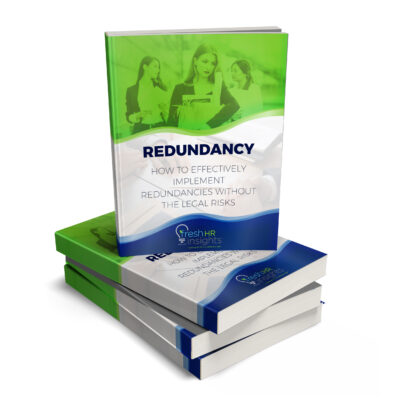 Redundancy Cover Image 1 400x400 - The ergonomic office