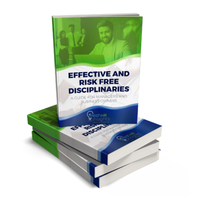 Effective and Risk Free Disciplinaries 2020 Cover 1 400x400 - Effective and Risk Free  Disciplinaries