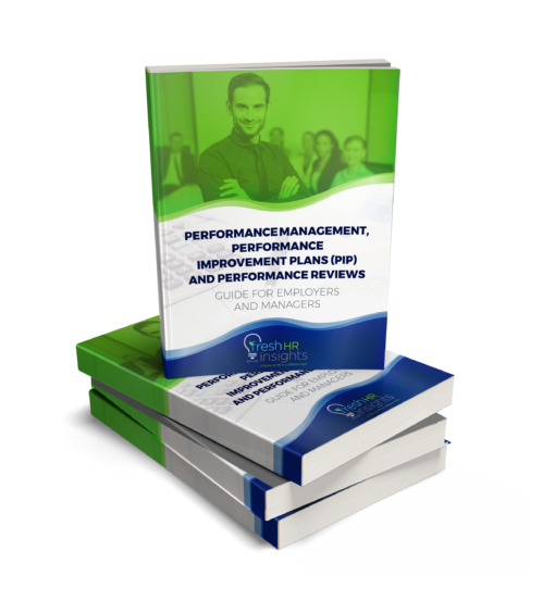 Performance Review eBook cover 510x552 - Performance Management,  Performance Improvement Plans (PIP) and Performance Reviews