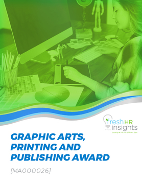 MA000026: Graphic Arts Printing and Publishing Award