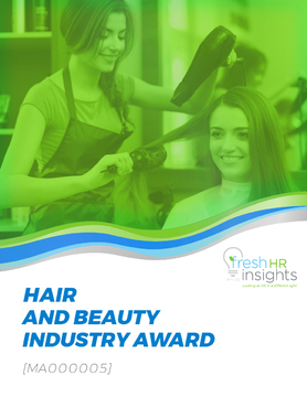 MA000005: Hair and Beauty Industry Award