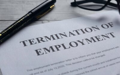termination of employment 400x250 - Articles